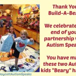 AWN Commends Build-A-Bear Workshop for Severing Partnership with Autism Speaks