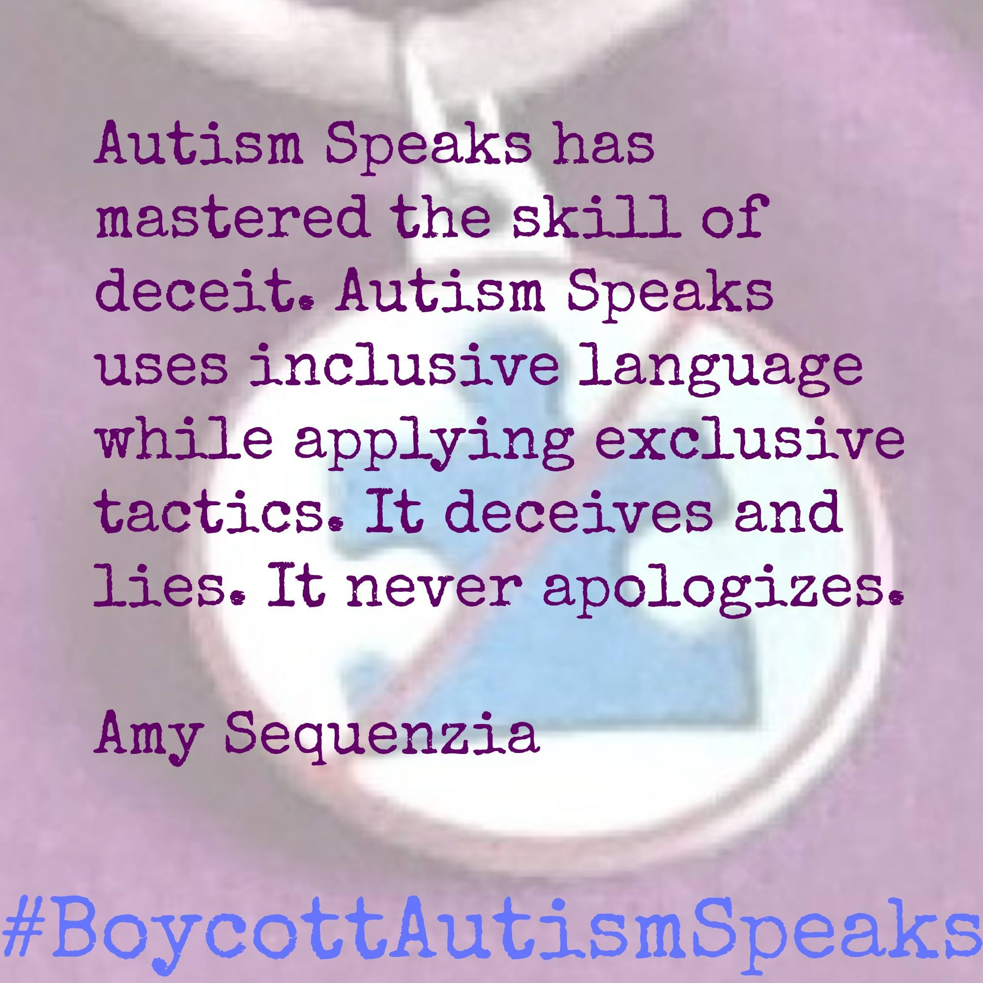 Is Autism Speaks a Hate Group Autism Women s Network