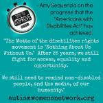 Disability Equality is Still Elusive