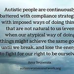 Autistic Conversion Therapy